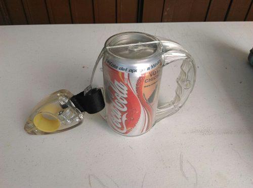 Lata De Coca Cola En Estuche De Acrilico