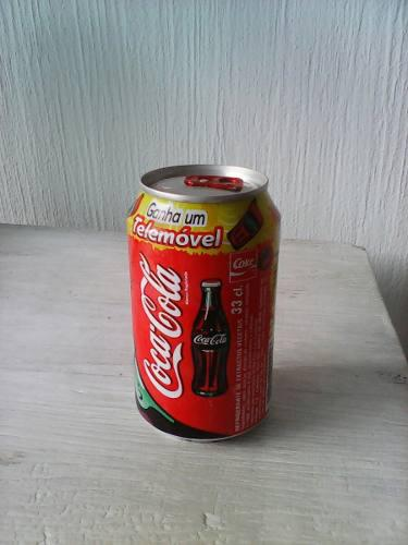 Lata De Coca Cola Para Coleccion