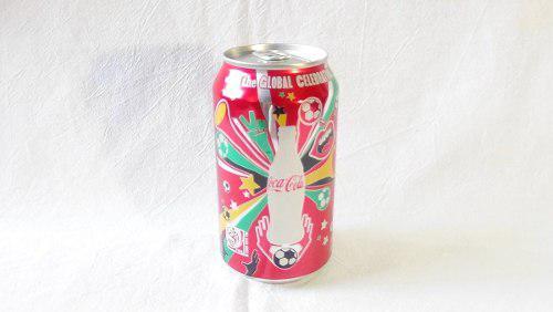 Lata Vacia Coca Cola Mundial South Africa 2010 Futbol