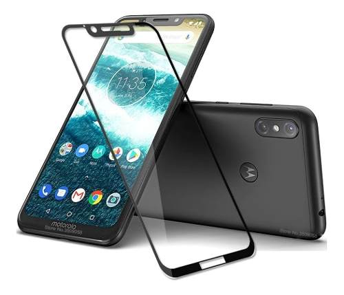 Mica De Cristal Templado Para Motorola G7, G7 Plus, Moto One