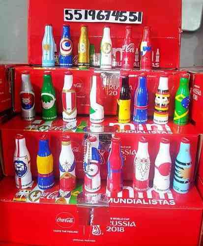Mini Mundialistas Coca Cola