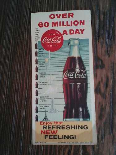Publicidad De Coca Cola De Disfruta La Nueva Sensacion