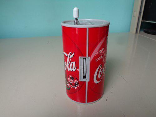 Radio Lata De Coca Cola Wold Cup 98