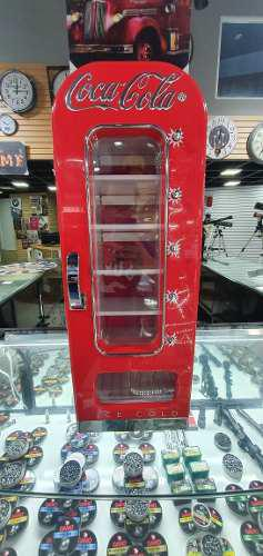 Refrigerador De Latas Coca Cola Original