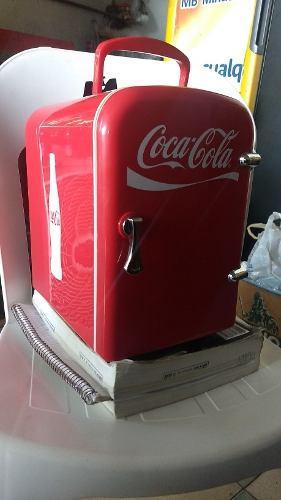 Refrigerador Mini De Colección Coca Cola