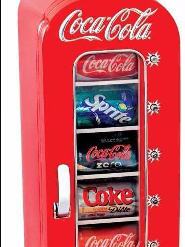 Refrigerador Para Latas De Coca Cola