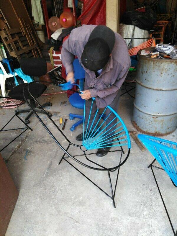 Reparación y venta de sillas Acapulco