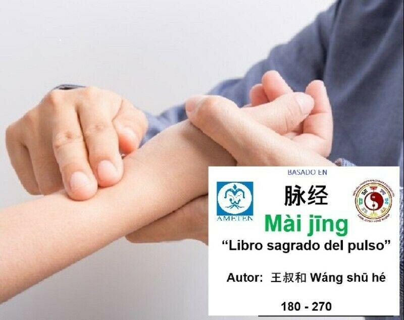 """Seminario Magistral de Acupuntura """"Toma de Pulso y"""