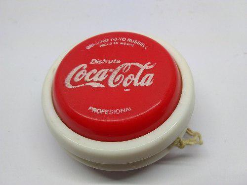 Yoyo Coca Cola Hecho En México