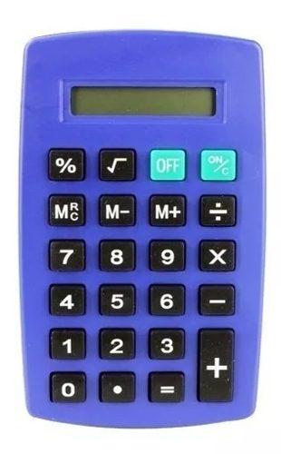 Calculadora Digital Compacta 8 Dígitos Ergonómico Nepa C2s