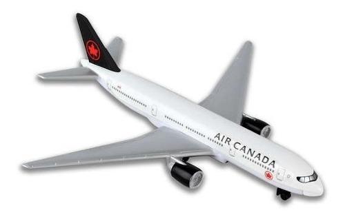 Air Canada, Avion 767, New Livery, Juguete, Metalico