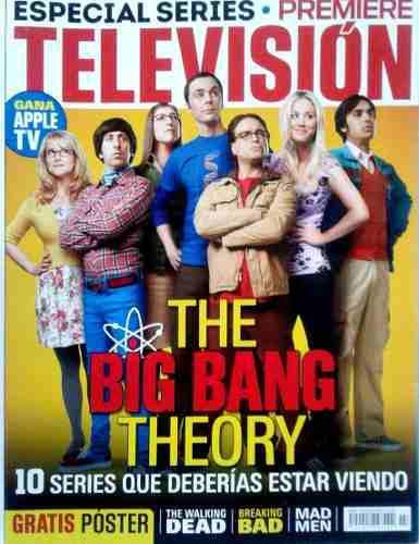 Cine Premiere Braking Bad Mad Men Big Bang Theory Game Tele
