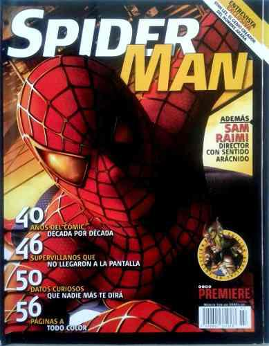 Cine Premiere Spider Man Stan Lee Comic Sam Remi Tobey Kirst