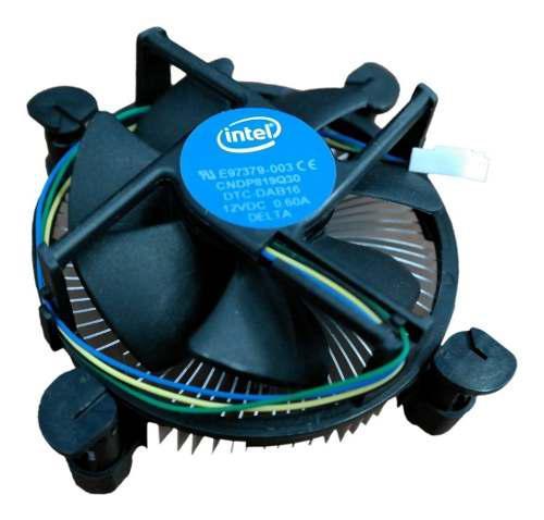 Disipador Abanico Intel Original Socket 1150 1151 1155 1156