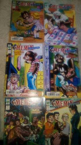 Memin Pinguin 50 Revistas Lote 3 E Edicion De Homj. 100-149