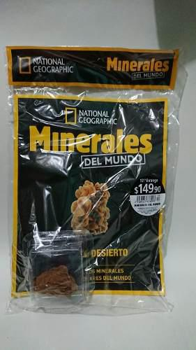 Minerales Del Mundo Entrega 17 Rosa Del Desierto