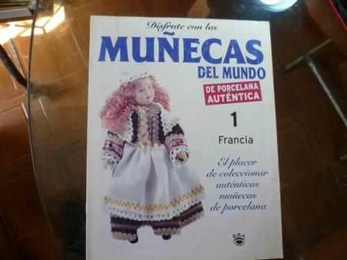 Revista De Muñecas De Porcelana De Francia. Coleccionable