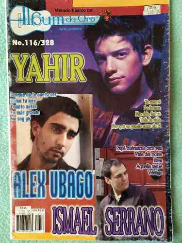 Revista Álbum De Oro De La Guitarra. No. 328 A. Ubago Yahir