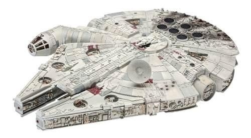 Star Wars Halcón Milenario De Han Solo Revell Alemán @