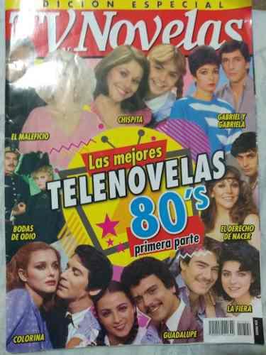 Tvynovelas Edicion Especial Las Mejores Telenovelas 80's