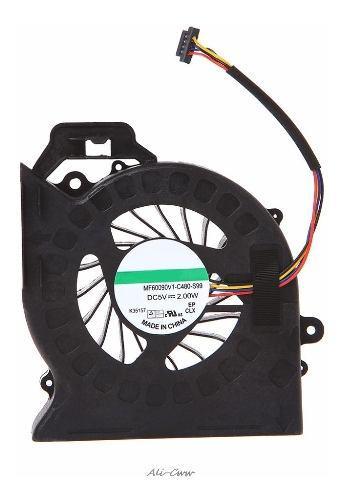 Ventilador Disipador Hp Pavilion Dv6-6000 Dv6-6100 Dv6-6200