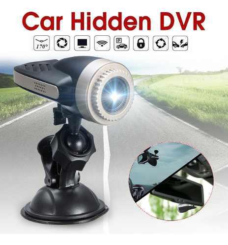 1080p Fhd Wifi Car Videocámara Oculta Coche Dash Cam
