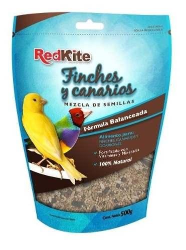 Alimento Para Canarios Y Finches 500g.