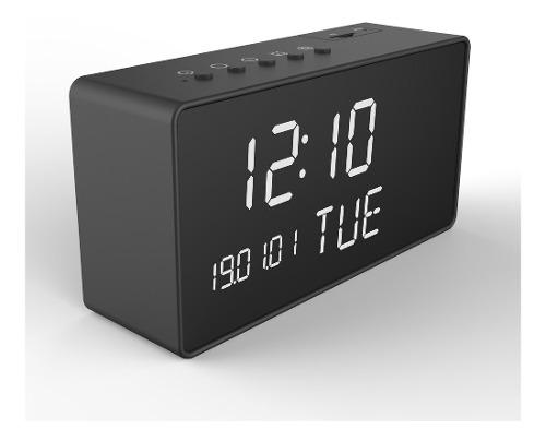 Camara Espia Wifi Reloj Oculta Vision Nocturna 128gb 115 Hrs