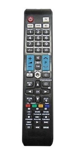 Control Remoto Para Smart Tv Y 3d Universal