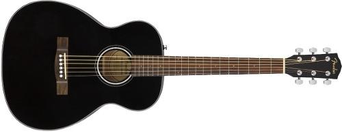 Fender  Guitarra Acústica Ct-60 Negra Travel