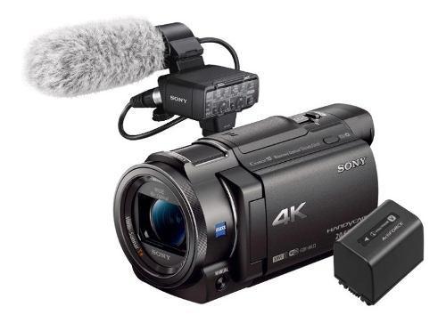 Kit Videocámara Sony Handycam Fdr-ax33