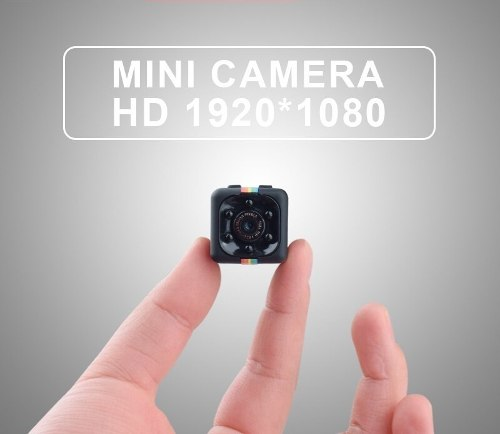 Mini Camara Espia Sq11 - Vision Nocturna - Full Hd