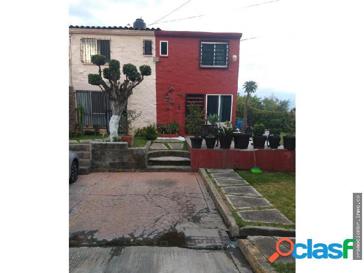Renta de Casa en Condominio en Ahuatlan