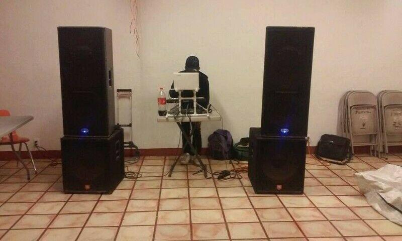 Renta de luz y sonido para fiestas Xpress tijuana