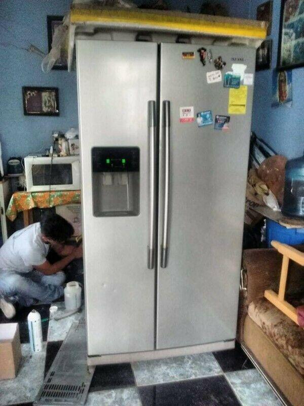 Reparación de Refrigeradores y Enfriadores en Veracruz