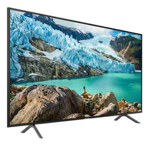 Samsung Pantalla Led De 55 Plana Ultra Hd 4k Hdr Smart Tv
