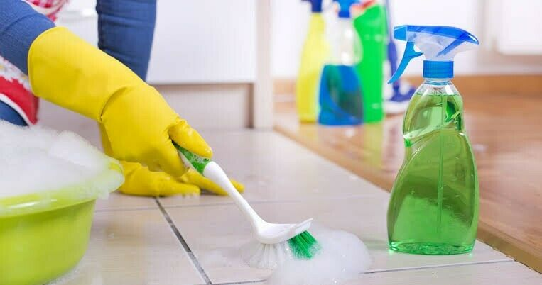 Servicios de limpieza salvi