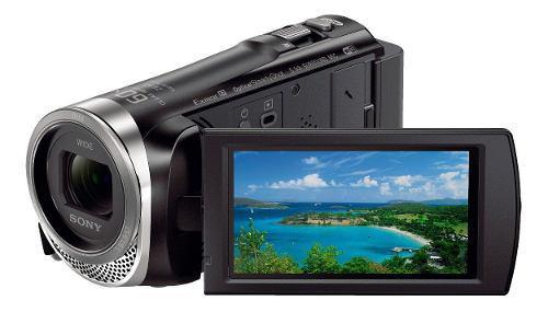 Videocamara Sony Hdr Cx455 9.2 Megapixeles Wi Fi Cmos Nfc