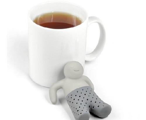 1 Infusor De Te Muñeco Varios Colores Mr Tea
