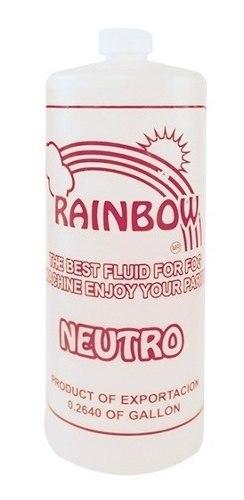 1 Litro De Liquido Para Maquina De Humo Aroma Neutro n