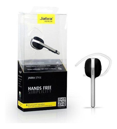 Audífono Jabra Style Manos Libres Bluetooth Para El Oído