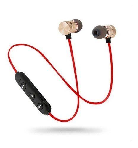 Audífonos Bluetooth Deportivos Magnéticos Super Sport