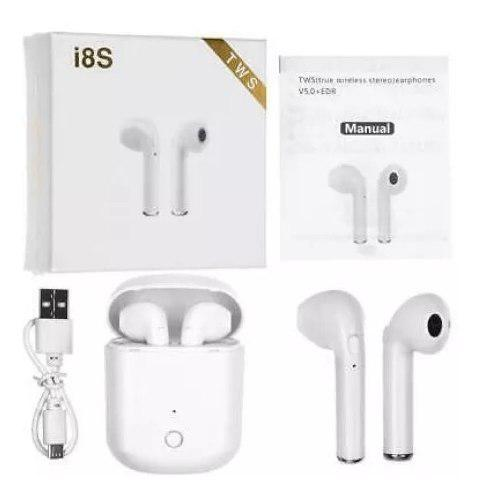 Audífonos Manos Libres Bluetooth 5.0 I8s Tos Tipo AirPods