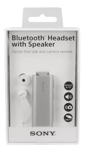Audífonos Manos Libres Bluetooth Sony Sbh56 Con Altavoz