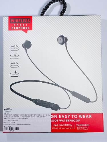 Audífonos Manos Libres Bluetooth Sport Contra Agua