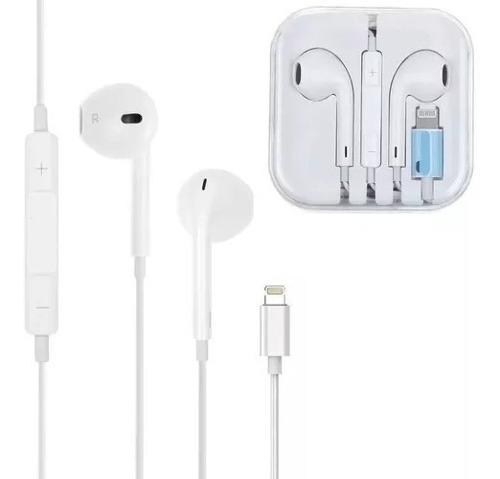 Audífonos Para iPhone Con Conexión Lightning iPhone 7 / 8
