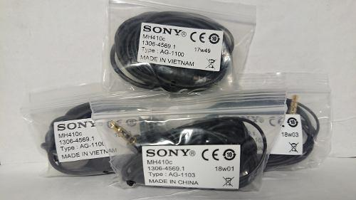 Audífonos Y Manos Libres Sony Mh410c Originales Usados
