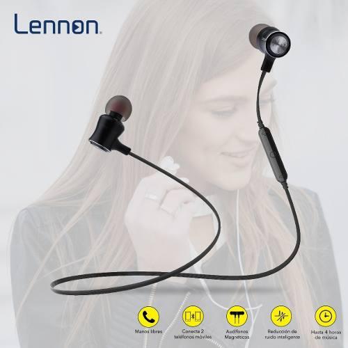 Audifono Inalámbrico Bluetooth Manos Libres Lennon