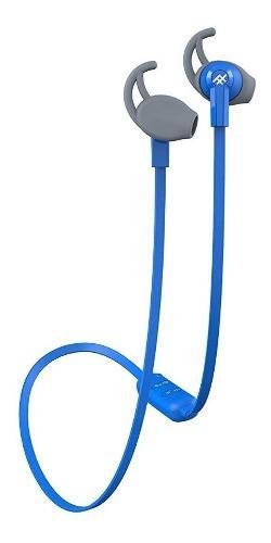 Audifonos Bluetooth Manos Libres Ifrogz Freerein Azul 2