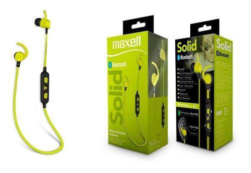 Audifonos Bluetooth Manos Libres Maxell Bt-100 Puebla